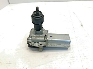 2003 - 2009 Chevy Chevrolet Trailblazer Wiper Motor Rear
