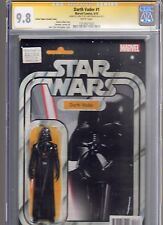 Darth Vader Star Wars #1 CGC Sig Series 9.8 signed by John Tyler Christopher