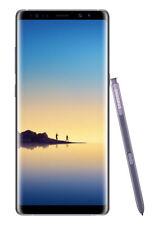 Samsung Galaxy Note8 SM-N950U - 64GB - Orchid Gray (Verizon, UNLOCKE)  #310