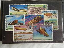 PARAGUAY - aviation, aéronautique - 1983 - AV6