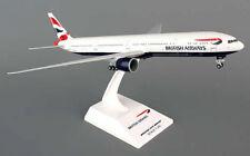 British Airways Boeing 777-300ER 1:200 SkyMarks SKR661 Flugzeug Modell NEU B777