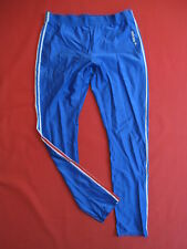 Pantalon RUNNING Athlétisme Adidas Equipe de France Vintage collant - 186 / XL