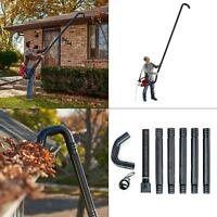 Toro Electric Blower Vac 1-Story Gutter Cleaner Attachment Kit Adjustable Height