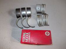 BRONZINE DI BANCO FIAT 124 SPORT 131 LANCIA BETA COUPE 1600 0,254 MAIN BEARINGS