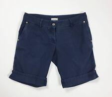 Pinko shorts cotone relaxed donna pantalone usato L comodo boyfriend denim T4475