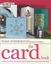 Card Book: Original Ideas for Hand-made Greeting Cards-ExLibrary