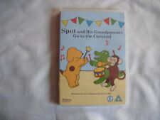 Spot and His Grandparents Go to the Carnival - Children's (DVD) NEW & SEALED
