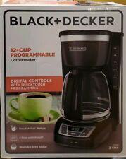 BLACK+DECKER CM1160B 12-Cup Coffee Maker