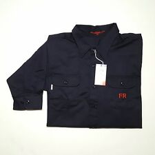 Texas Jeans Fire Resistant Shirt Sz 3XL HRC 2 8.5 ARC CAL Rated NFPA Certified