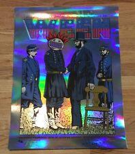 WEEN poster RAINBOW FOIL Broomfield CO Night 2 justin hampton art print 2/13/16