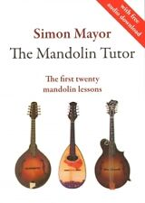 SIMON MAYOR THE MANDOLIN TUTOR 20 lessons +online*