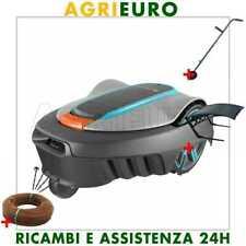 Robot rasaerba Gardena SILENO city 250 robottino tagliaerba tosaerba a batteria
