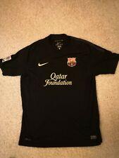 Andres Iniesta FC Barcelona Away Nike Trikot - Saison 2011/12 - Gr. L