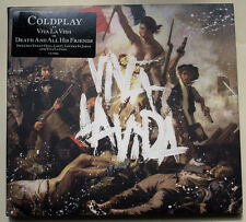 Coldplay - Viva la Vida or Death & All His Friends (CD, 2008, Warner) Slip Case
