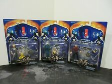 Lot of 3 Lost In Space Figures Trendmasters 1997 NIP Judy Will Robinson Dr Smith