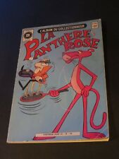 1980s THE PINK PANTHER HERITAGE RARE COMICoRAMA NO.5050 FRENCH CANADA QUEBEC