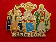 HRC Hard Rock Cafe Barcelona Three Wise Man 2008 Heilegen 3 Könige LE250