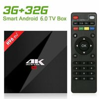 3GB 32GB H96PRO+ Plus Smart Android TV Box Amlogic S912 Octa Core WiFi 1000M MAX