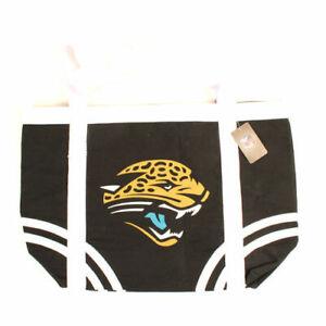 Jacksonville Jaguars NFL Canvas Tote Bag