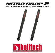 """99-06 Silverado/Sierra Nitro Drop 2 Rear Shocks 2"""" - 4"""" Drop (Pair)"""