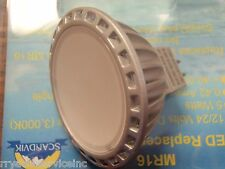 LED BULB REPLACES 20W MR-16 DIMMABLE 390 41008P WARM WHITE BOAT LED LIGHT 12/24V