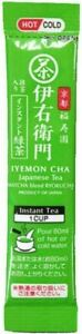 Iyemon Iemon Japanese Instant Green Tea 1 Stick Matcha Blend  F/s #543