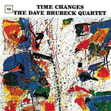 The Dave Brubeck Quartet : The Time Changes CD (2011) ***NEW***