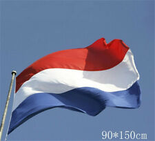 New 3x5Ft Netherlands Flag Dutch National Banner Activity/Festival/Home Decor