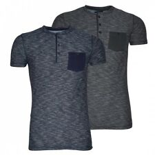 Brave Soul Fitted Striped T-Shirts for Men