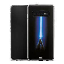 Samsung Galaxy S10 Plus Silikon Hülle Case - Jedi lightsaber