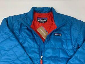 Patagonia Boys Nano Puff Jacket