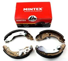 MINTEX REAR AXLE BRAKE SHOES SET FOR FIAT LANCIA MFR405 (REAL IMAGE OF PART)