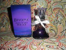 NEW Beyonce Midnight Heat EDP Spray 1.7oz Womens Women's Perfume