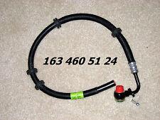 Mercedes-Benz ML320 ML350 Power Steering Hose to Rack 1634605124 NOS