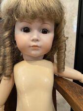 Antique 1911 Simon & Halbig 24 Inch Doll