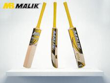 "MB Malik Hard&Heavy Tennis Ball Cricket Bat ""STYLO"" With Free Bat Cover"