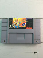 World Heroes (Super Nintendo Entertainment System, 1993)  GAME ONLY