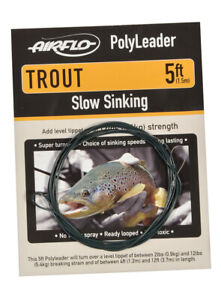 Airflo PolyLeader - Trout