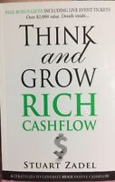 THINK AND GROW RICH CASHFLOW By Stuart Zadel (2010), 1st Edition
