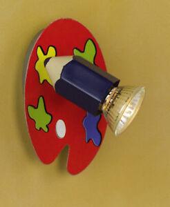 Deckenleuchte Wandleuchte  Kinderzimmerlampe Jolly