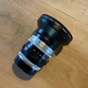 Kaligar 52mm f3.5 HC H.C Medium Format 6x6 Lens