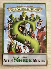 Shrek: The Whole Story (Dvd, 2010, 5-Disc Set) Perfect Discs, Never Been Used!