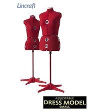 Adjustable Lincraft Dressmaker Model Small Form Mannequin Dressform Dress Dummy