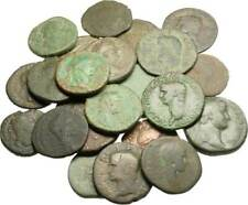 ONE LARGE AUTHENTIC QUALITY ANCIENT ROMAN EMPIRE BRONZE COIN - 1500+ YEARS OLD