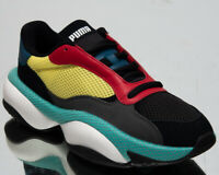 Black//Limelight 36979402 New PUMA Alteration Kurve Atheltic Shoes Sneakers