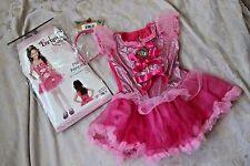 NWT Girls S 4 5 6 Enchanted Costumes PRETTY PRINCESS Dressup Halloween Costume