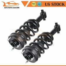 New Listing2Pcs Quick Complete Struts Shocks Springs & Mount For Chevrolet Tahoe 2007-2014