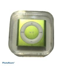 Factory Sealed Apple iPod Shuffle 4th Generation lime Green (2GB) Discontinued