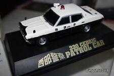 POLICE NISSAN CEDRIC JAPON NEUF BOITE