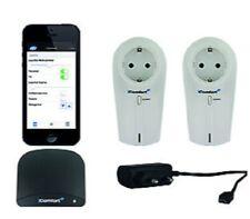 REV Ritter iComfort Starterset Steckdosen WLan Wifi Smart Schalter (86510)
